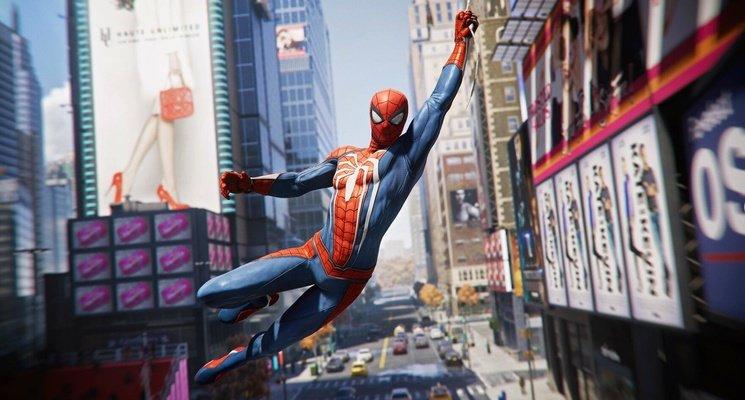 PS4独占大作《漫威蜘蛛侠》确定推出国行版?