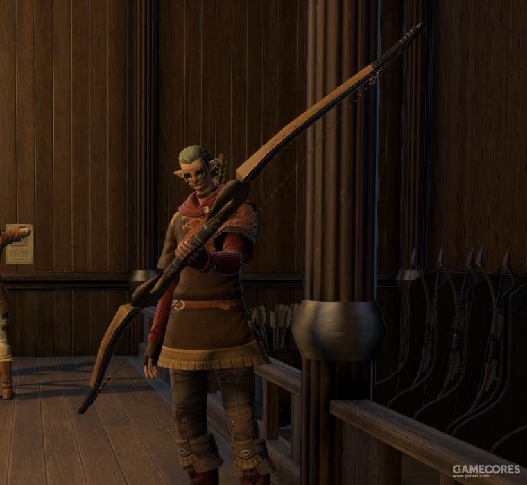 神勇队成员主要由善使长弓的精灵族组成