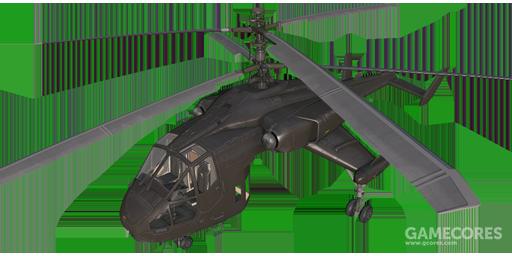 俄军SOF的黑色米-290