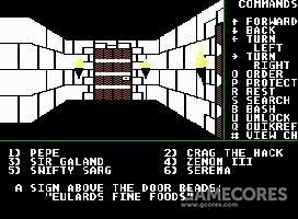 DOS port (1987)