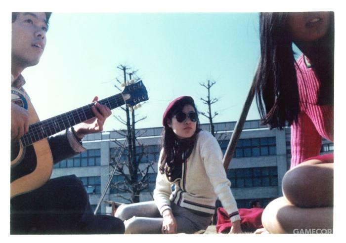 大学时代的襟川惠子