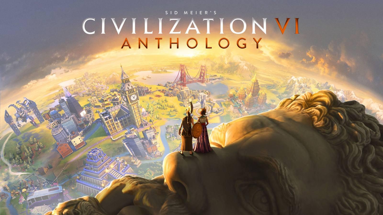 《席德·梅尔的文明VI 典藏版》将于6月11日登陆PC平台