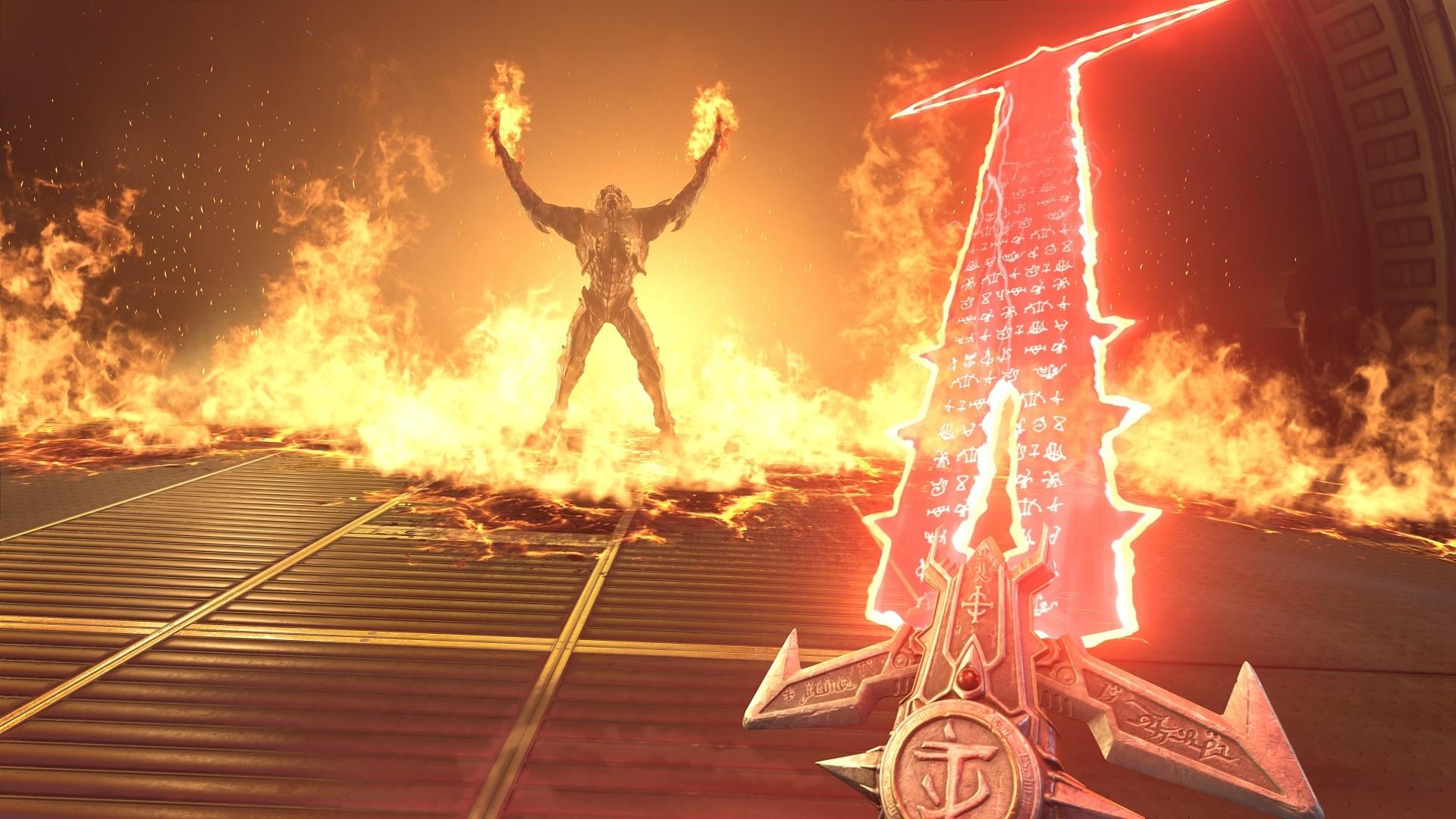 《DOOM:永恆》三段實機演示重點內容詳解