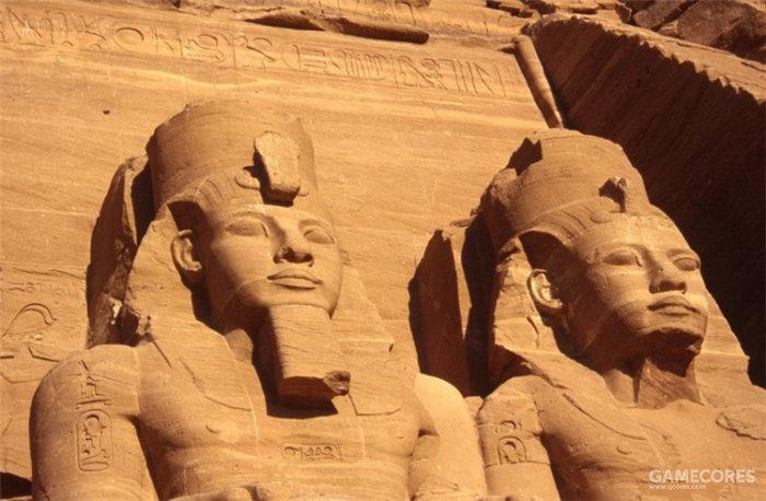 从游戏《法老王》中看古埃及的兴衰