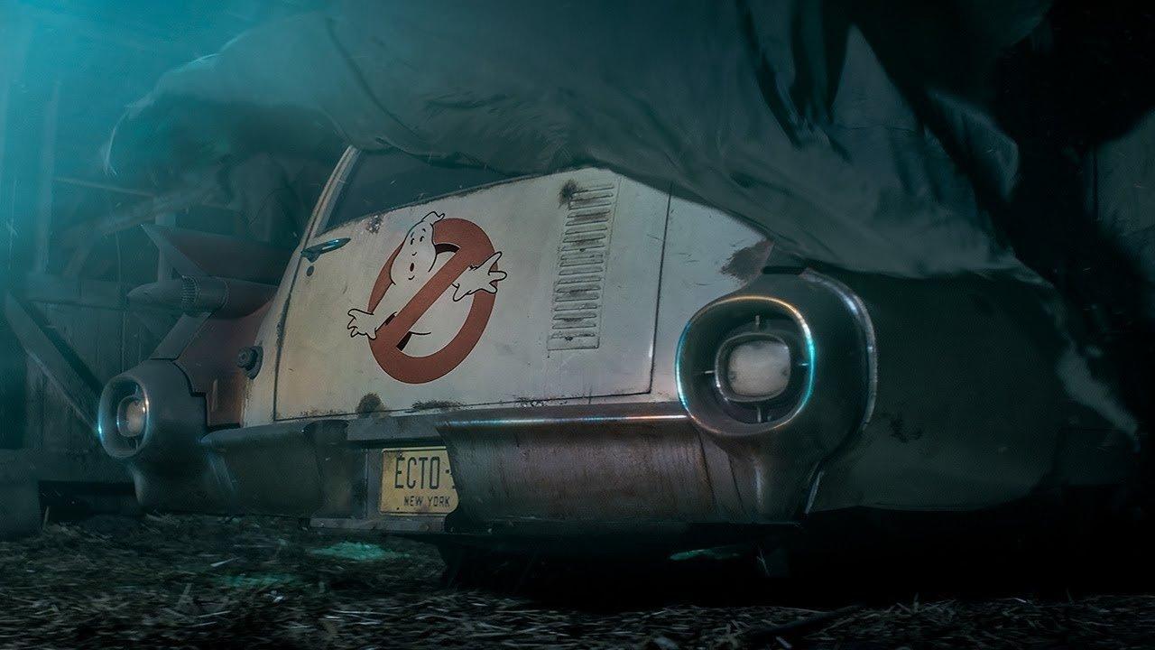 全新《捉鬼敢死队》电影放出先导预告,将于2020年上映