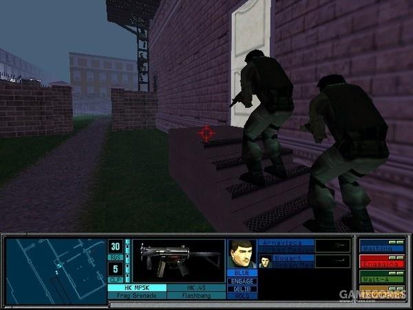 《彩虹六号》PC版游戏画面