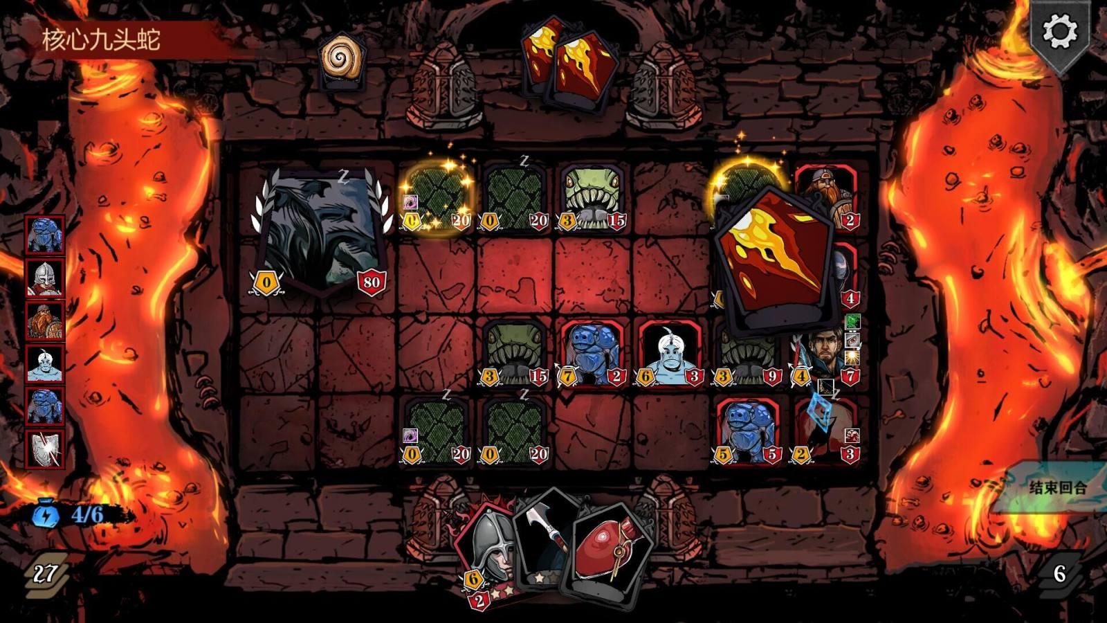 卡牌、战旗闯地牢,卡牌RPG《魔法之剑:魔域地牢》EA版今日上线Steam