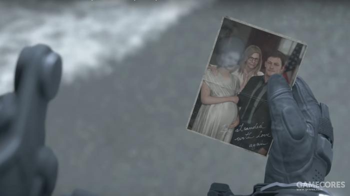 照片上是时任美国总统Bridget的签名:Be stranded with love again,意为再次与爱联结