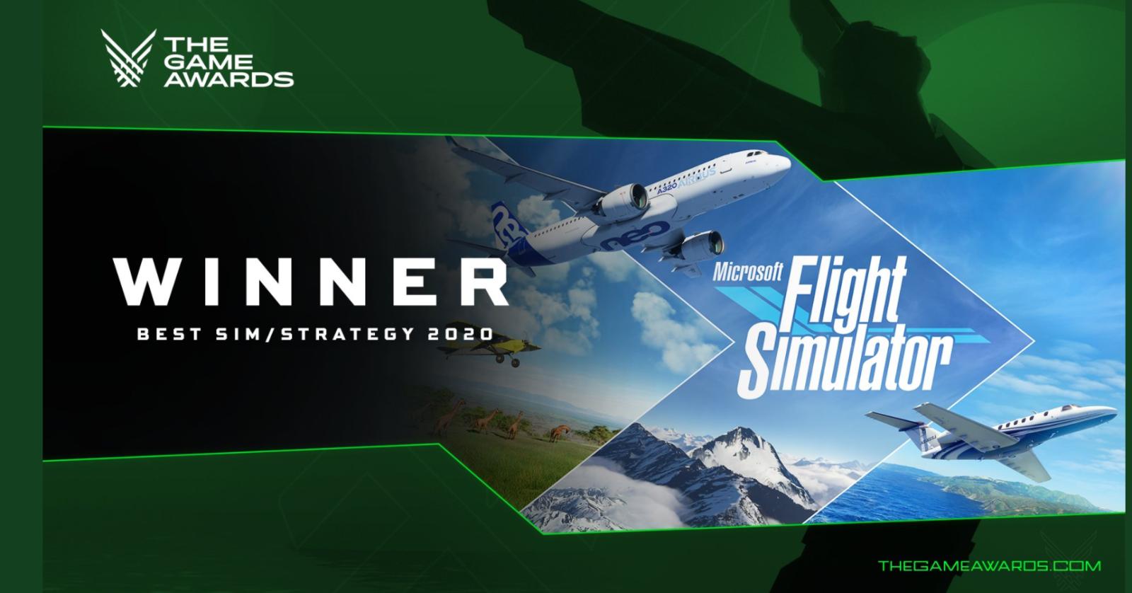 《微软模拟飞行》将于2021年夏季登陆 Xbox Series X|S