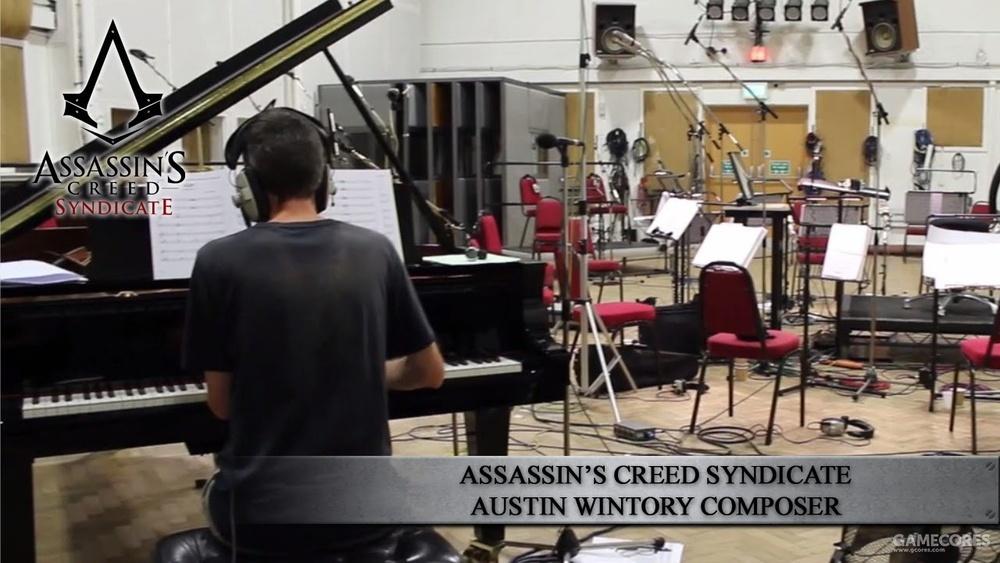 正在为《枭雄》作曲的 Austin Wintory