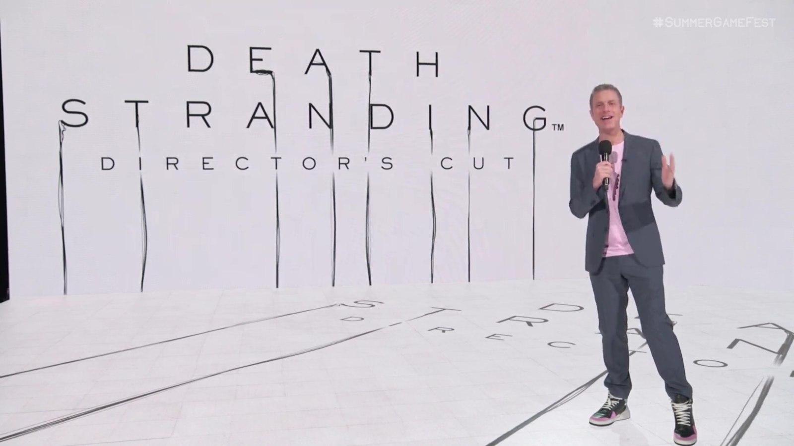 小岛工作室宣布,《死亡搁浅:导演剪辑版》即将登陆 PS5