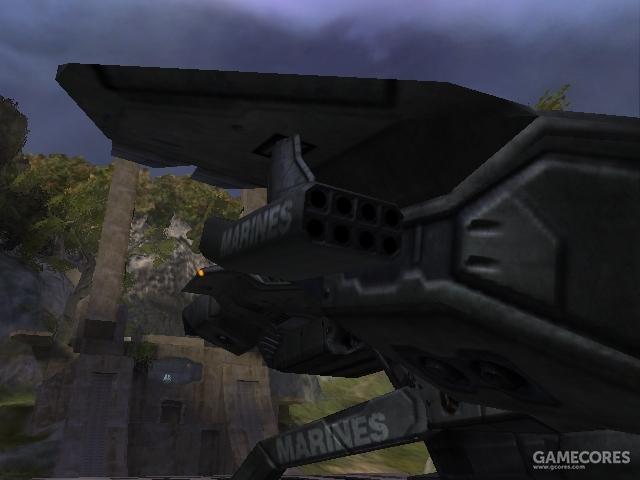 """侧翼安装了导弹吊舱的""""鹈鹕"""""""