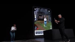 在WWDC 2019上苹果带来了《我的世界:Earth》的实机演示