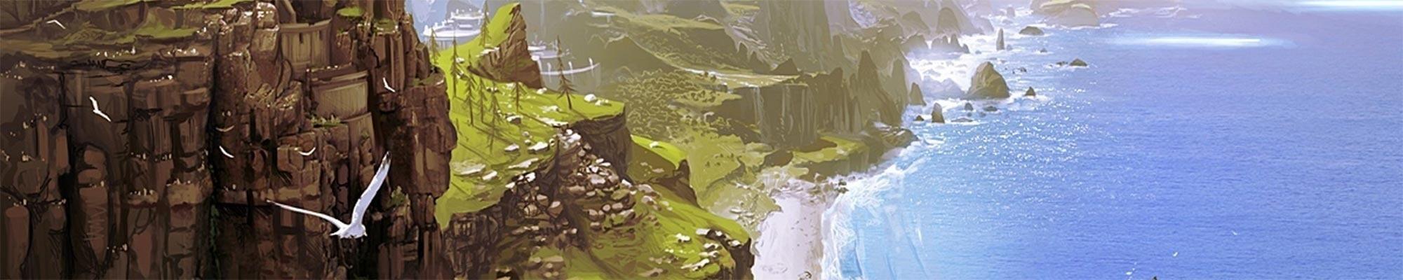 《要塞Fortress》:一个从未诞生的《最终幻想》