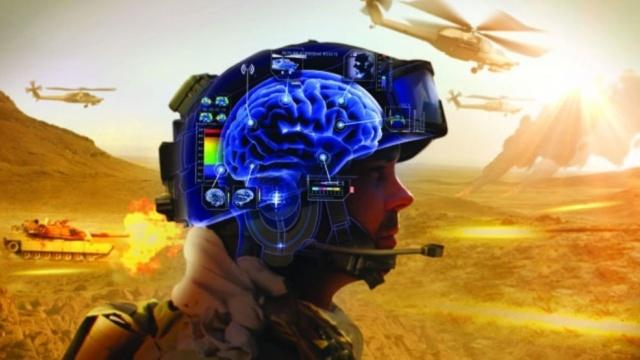 用意识开飞机成真?俄媒称DARPA的新大脑芯片技术,可实现脑控无人机群
