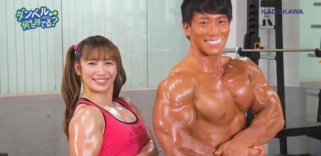 一起健身吧!《肌肉少女》动画公开主题曲MV