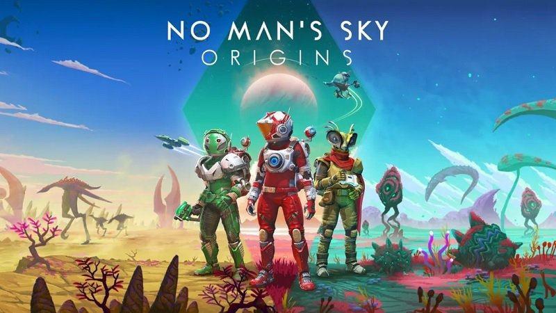 """新世界,新地形,新生物:《无人深空》大更新""""ORIGINS""""现已实装"""