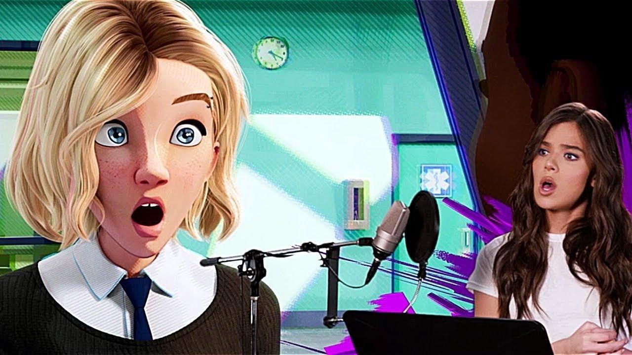 《蜘蛛侠:平行宇宙》发布幕后配音特辑,声音表演确实是门艺术
