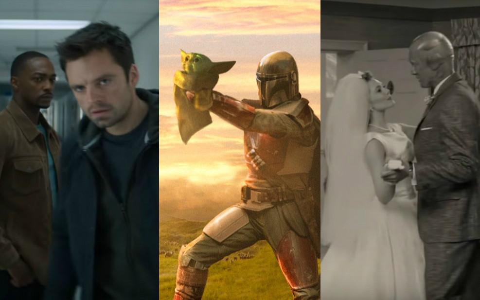 Disney+确定《曼达洛人》第二季、《猎鹰与冬兵》、《旺达·幻视》首播月份
