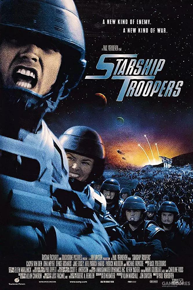 《星河舰队》无论是电影改编还是原著,其中不少概念和元素都深刻影响了之后的科幻作品