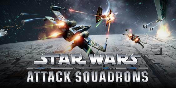 星球大战:攻击中队 公布!