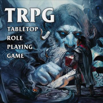 TRPG系列电台:TRPG 是什么?玩起来什么样?