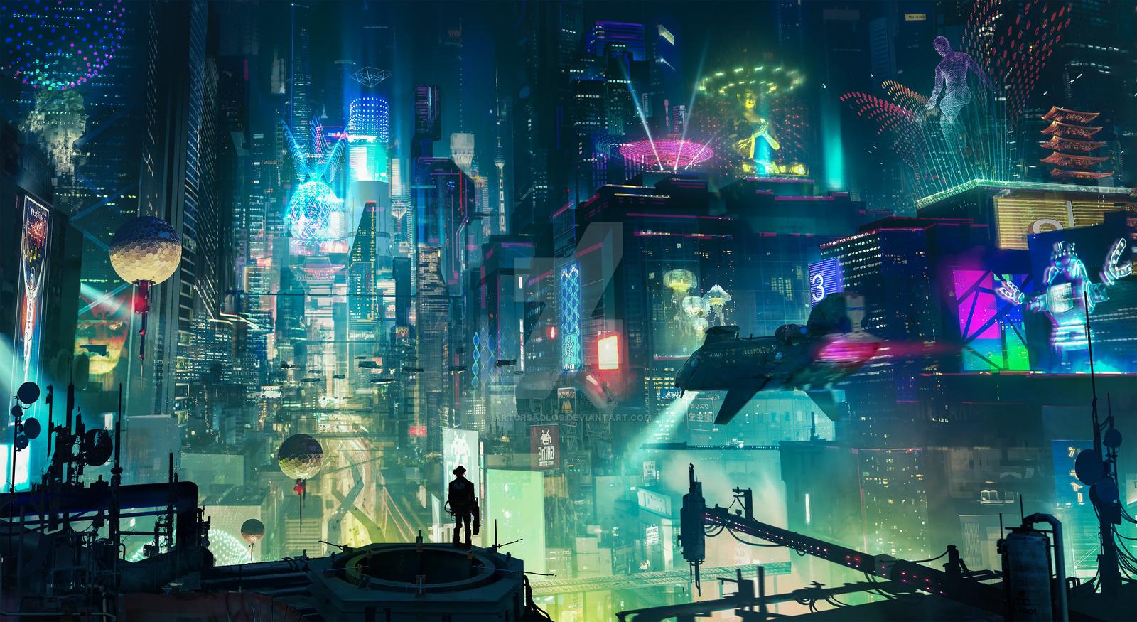 輕科幻 | 飛翔大道