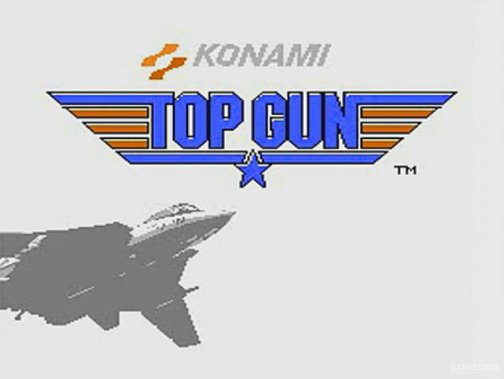 非常精细的游戏标题画面