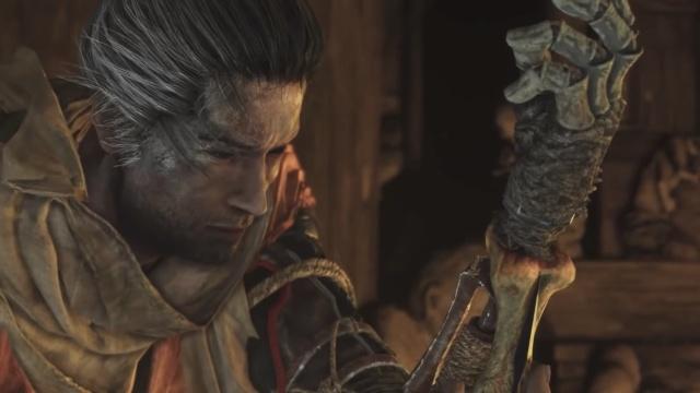 聊聊游戏人物的残缺美感:为什么丢了胳膊反而更帅?