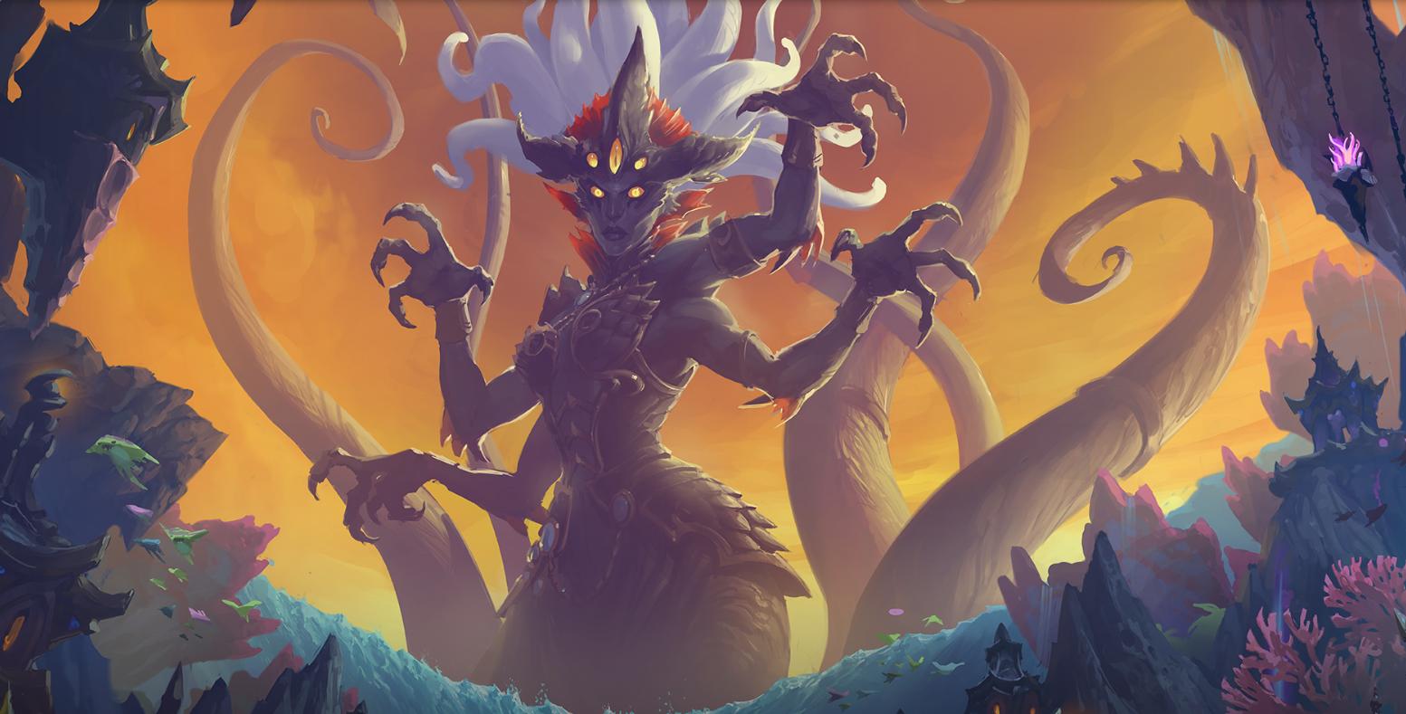 潮汐女王归来!魔兽世界《艾萨拉的崛起》6月27日上线