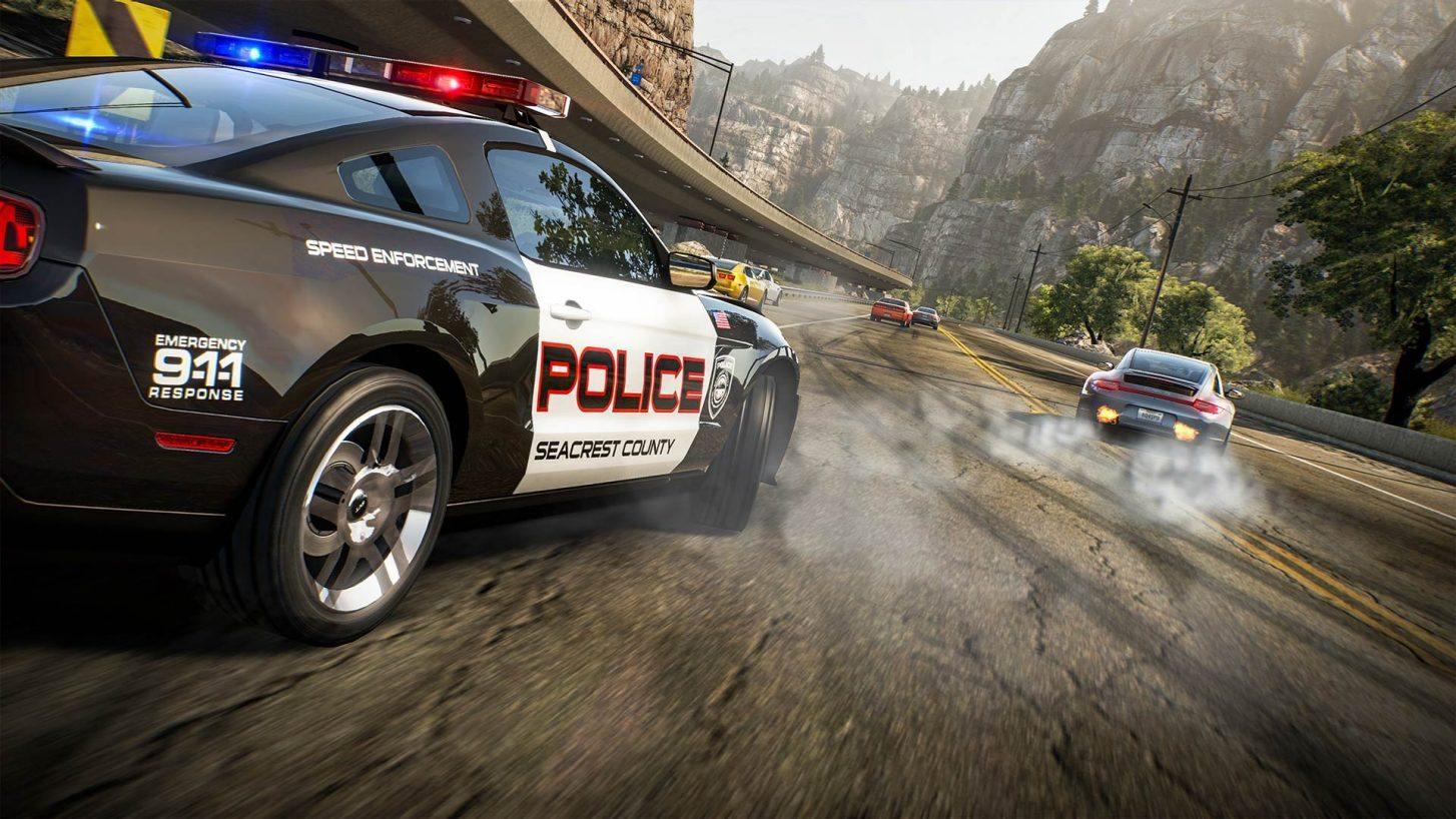 重新开始追捕,《极品飞车 热力追踪 复刻版》将于11月6日发售