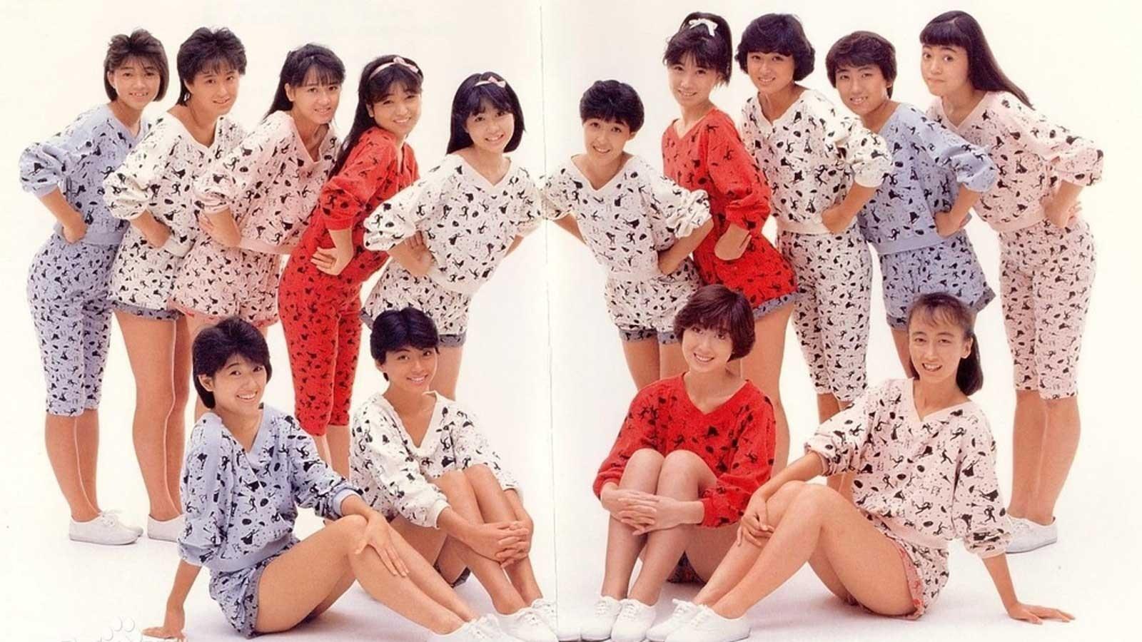 聊聊日本愛抖露之偶像全盛期