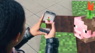 《我的世界》公布全新预告短片,或将加入AR玩法