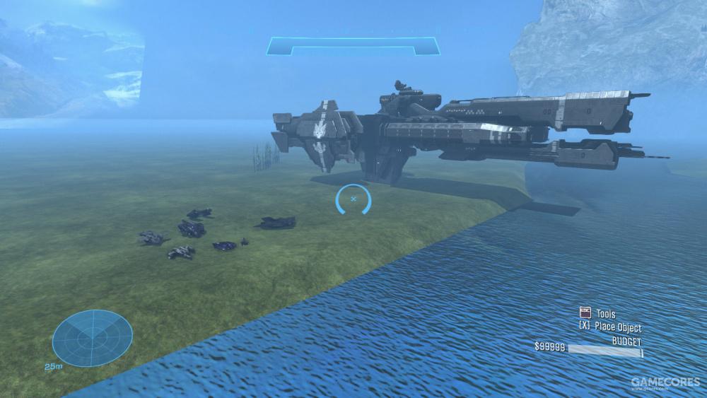 《光环:致远星》中的Forge模式