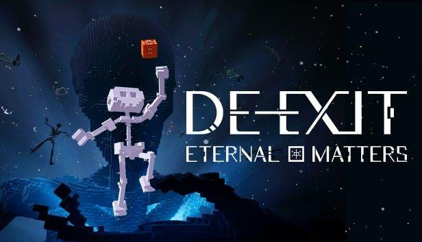 超现实主义风格解密游戏《DE-EXIT: Eternal Matters》公布,放出游戏实机预告