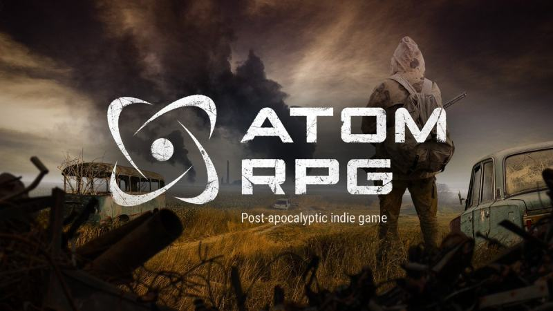 毛味废土中文化:《ATOM RPG》现已推出中文版