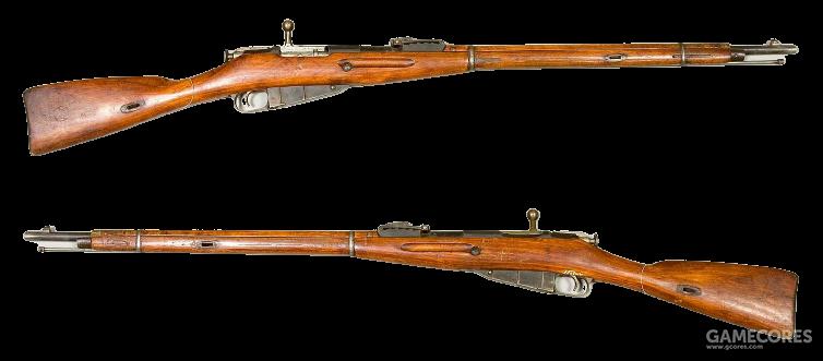 莫辛·纳甘1891