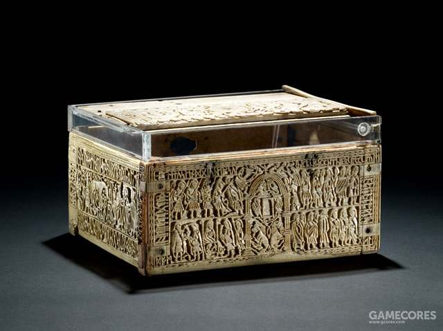 The Franks Casket