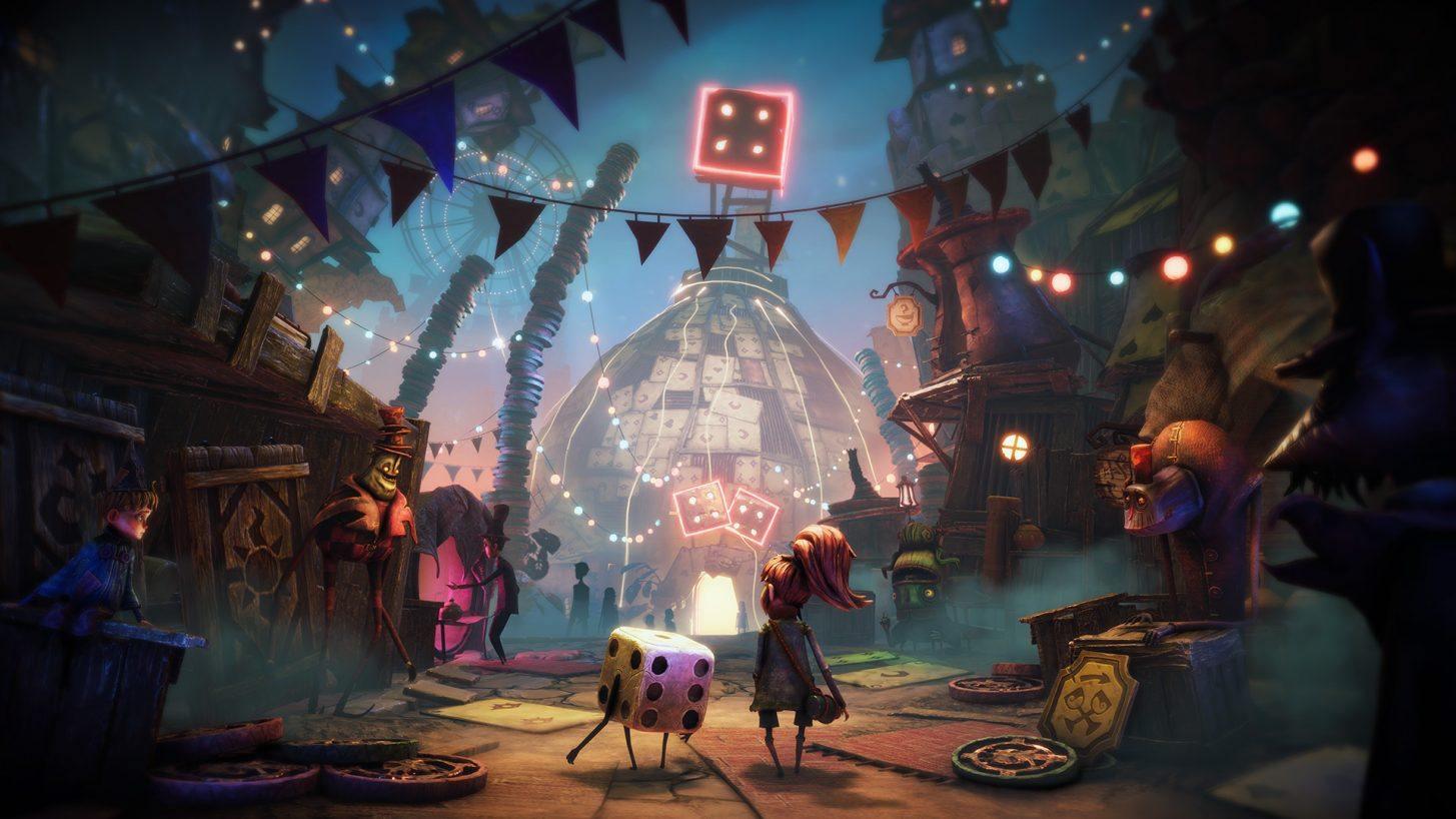 EA公布《Lost in Random》全新故事预告片,游戏计划年内发售