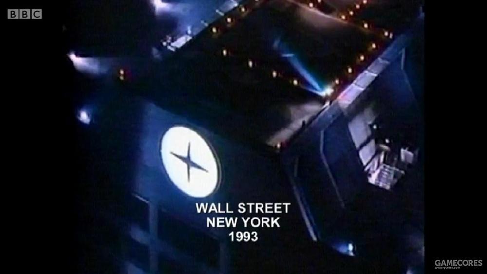 80年代华尔街