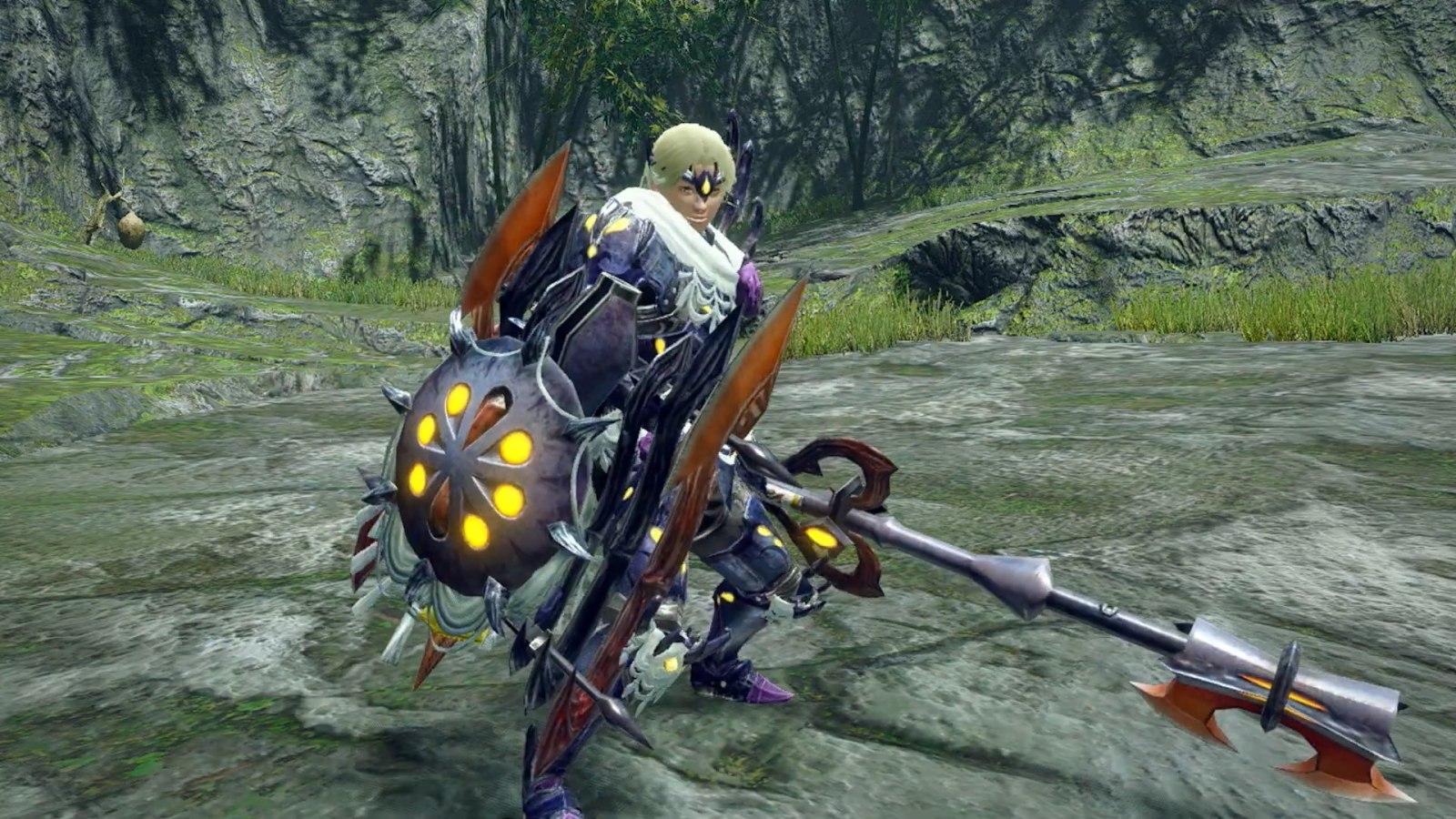 【更新盾斧、狩猎笛】《怪物猎人 崛起》陆续放出,翔虫让攻击更丰富