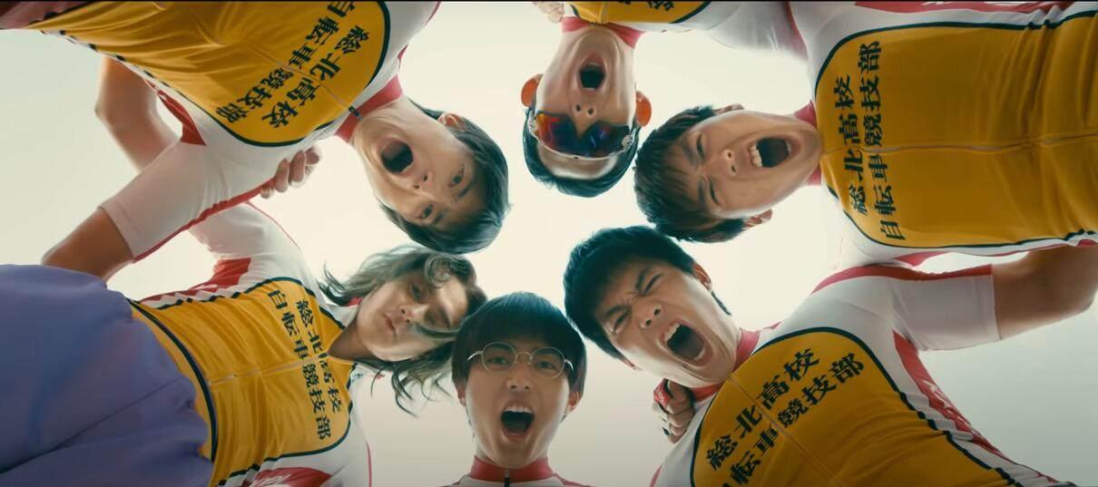 真人版电影《飙速宅男》发布正式预告,日本8月14日上映