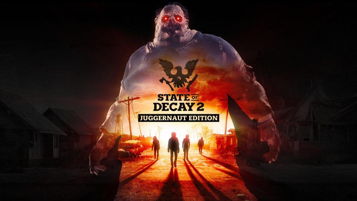 《腐烂国度2:巨霸版》更新即将发布,游戏登陆Steam平台