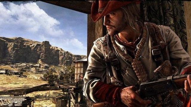 Call of Juarez: Gunslinger 《狂野西部:枪手》5月22 发售!