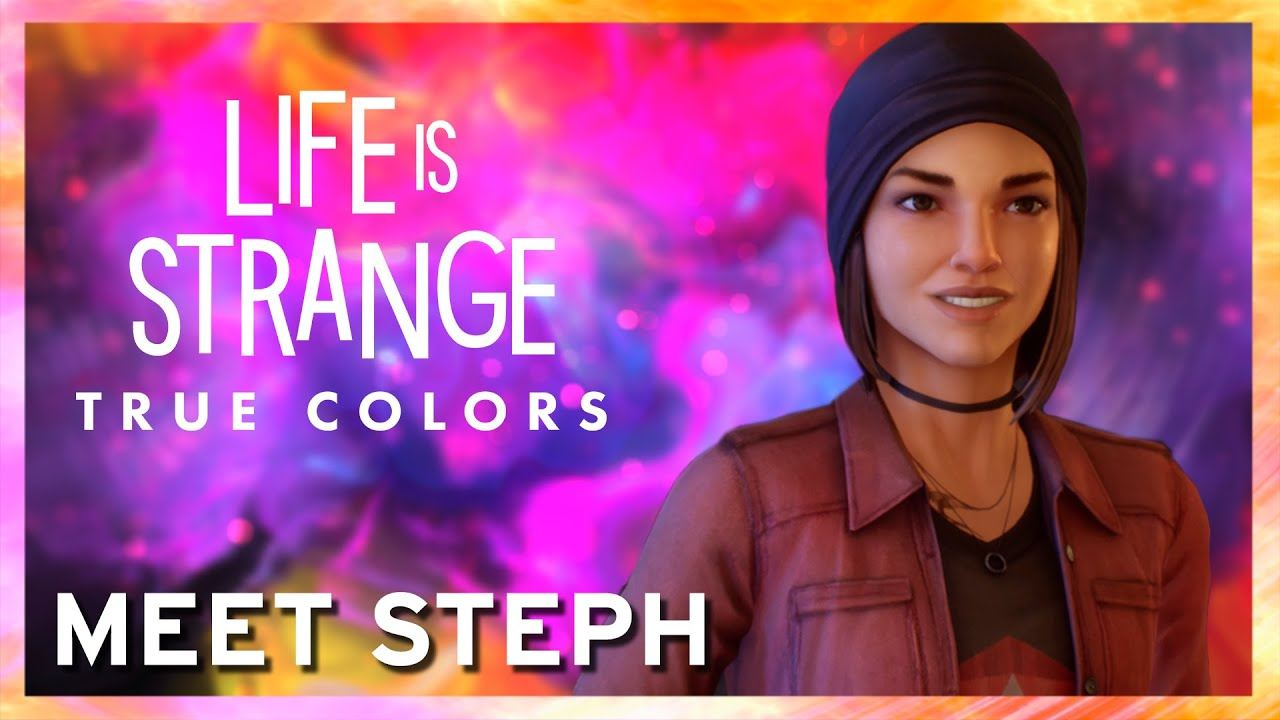 《奇异人生:本色》公布最新预告,介绍可游玩角色Steph