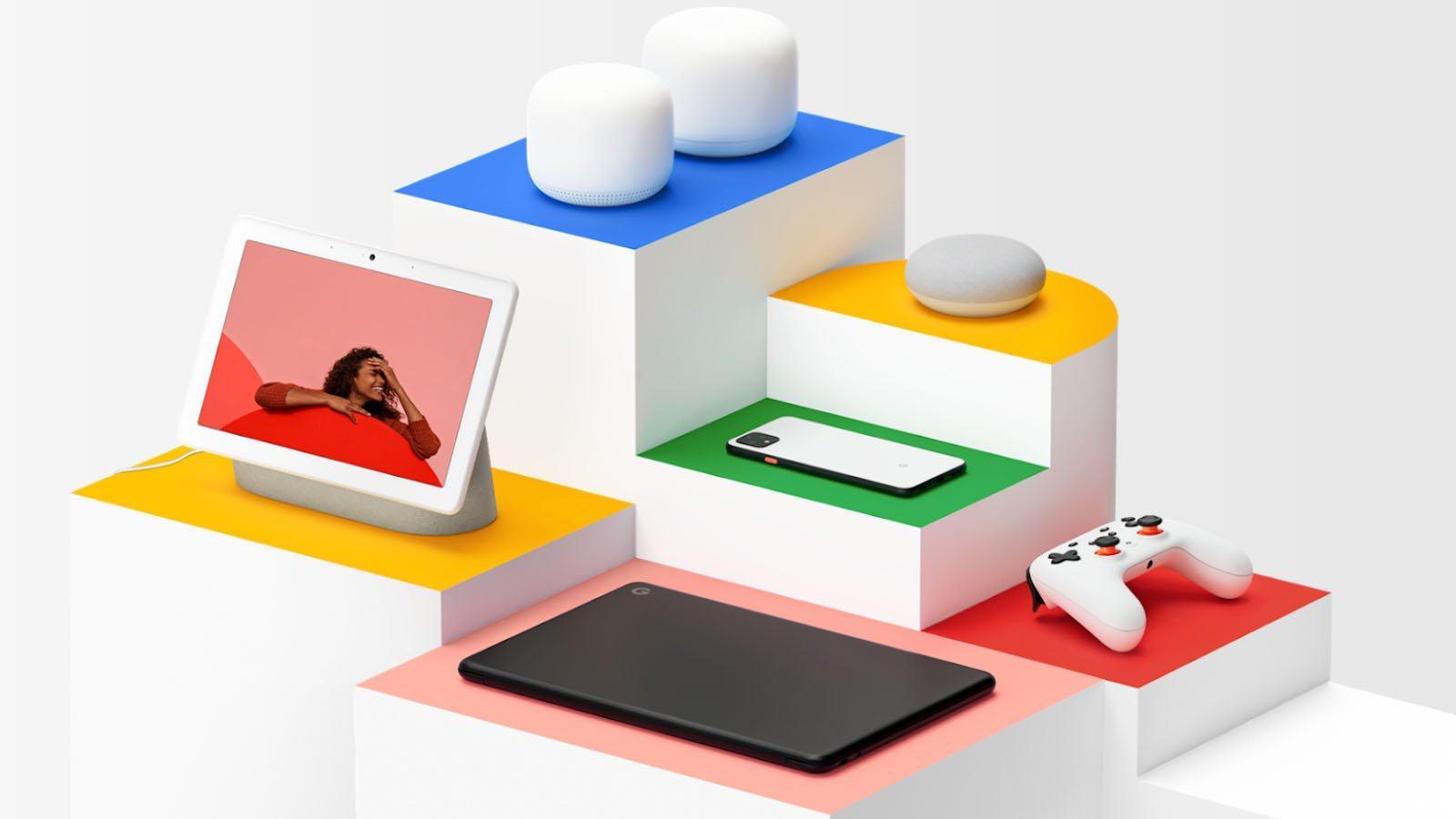 Google Pixel 4新品发布会结束,多款新硬件亮相