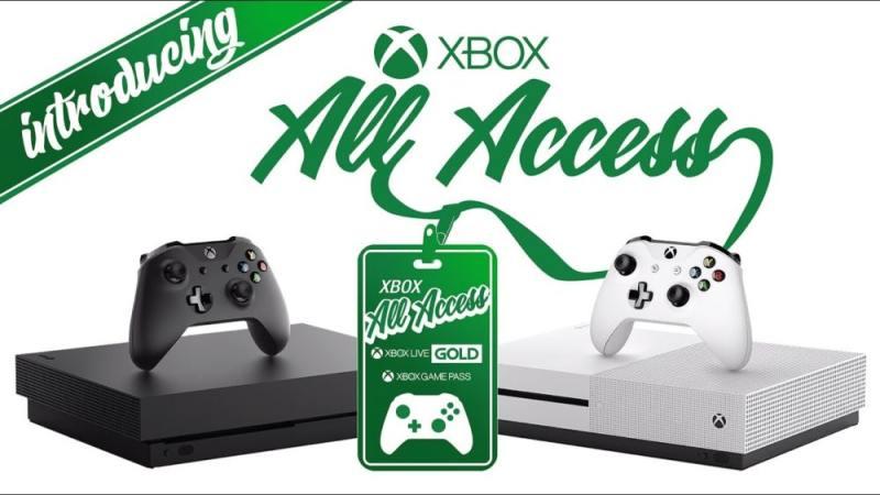 Xbox All Access全面升级:2020年可升级至Project Scarlett