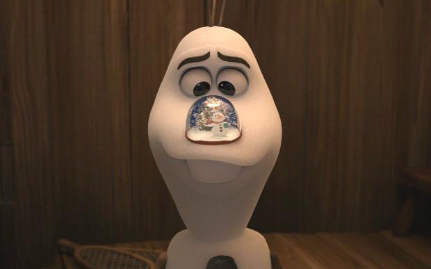 《冰雪奇缘》衍生短片《雪人往事》发布首款预告,将于本周五上线Disney+