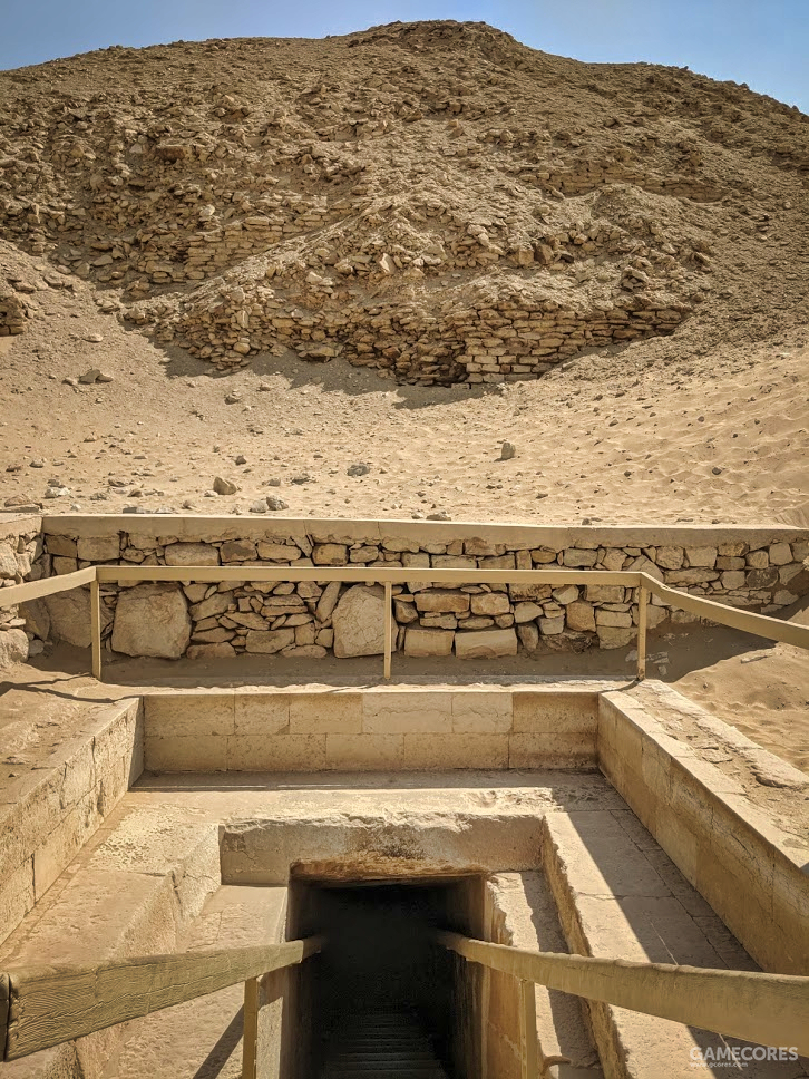 特提金字塔与入口
