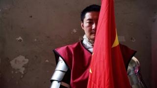 """在""""诸国之战""""的赛场上,他们是代表中国的甲胄战士"""
